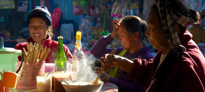 Thailand, Burma, Laos & Kambodscha