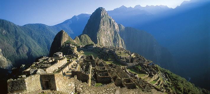 Peru - Weite der Anden