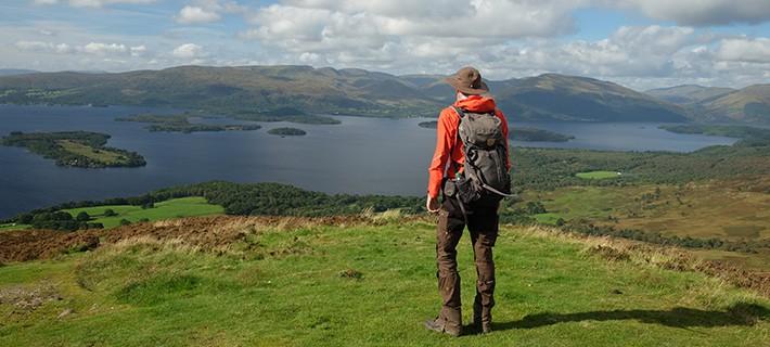Zu Fuß von Cornwall nach Schottland