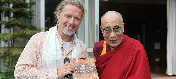 Meine Reise zum Dalai Lama